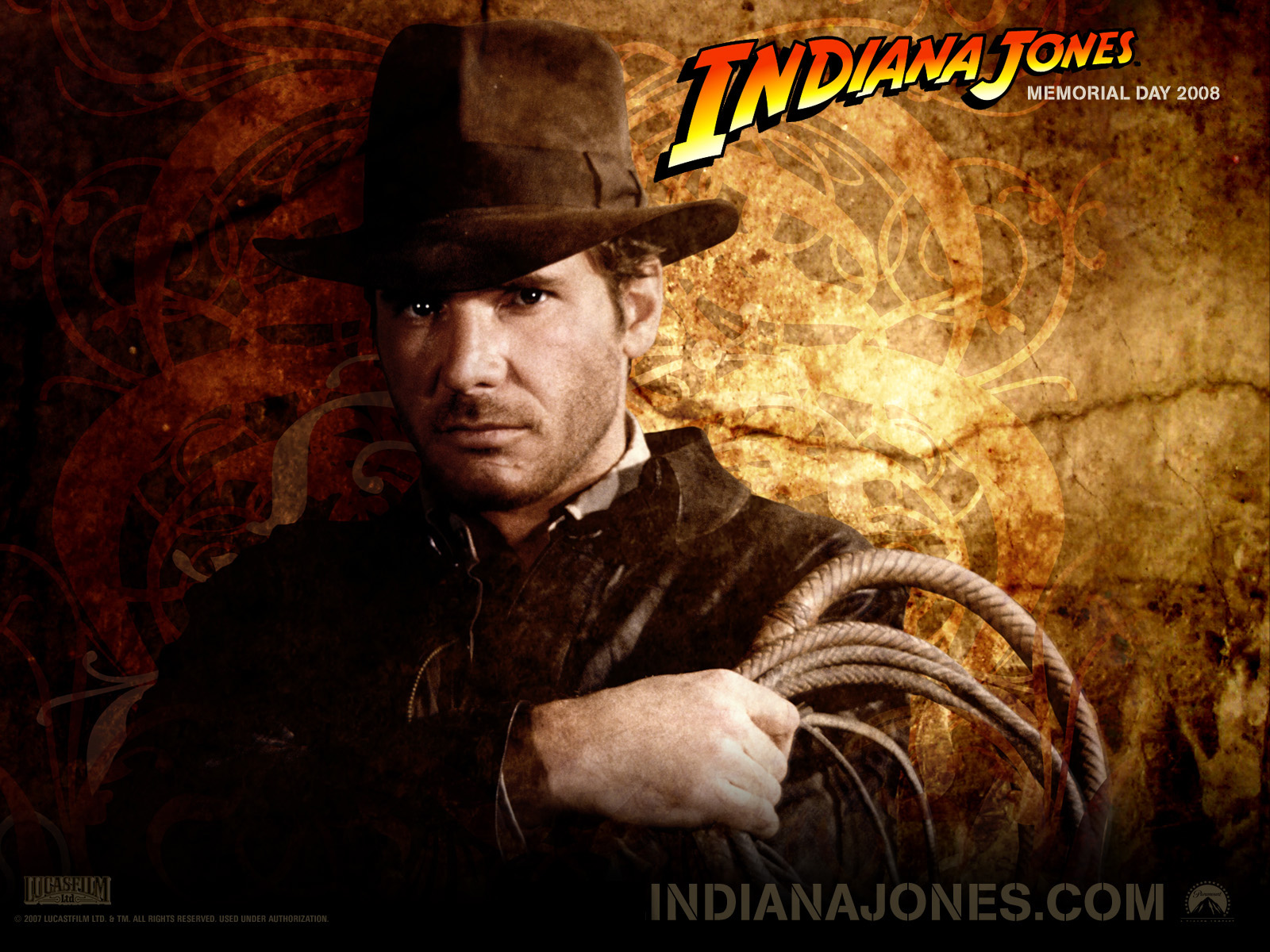 Indiana Jones And The Kingdom Of The Crystal Skull HD Watch